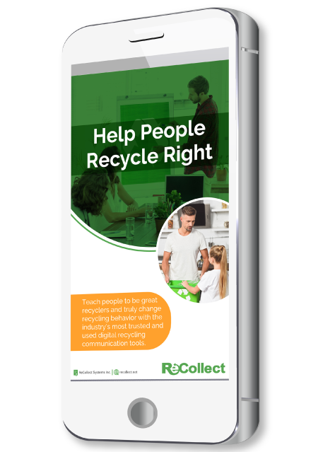 Help People Recycle Right